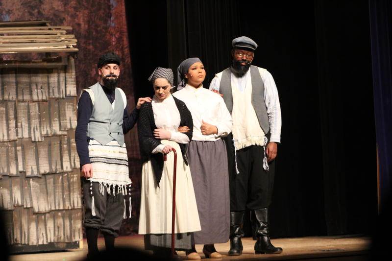 Niagara Falls High School's production of Fiddler on The Roof