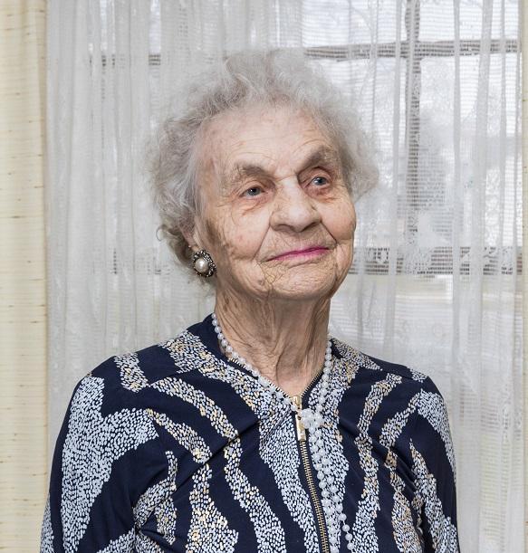 Jozefa Solecki, Polish World War II veteran