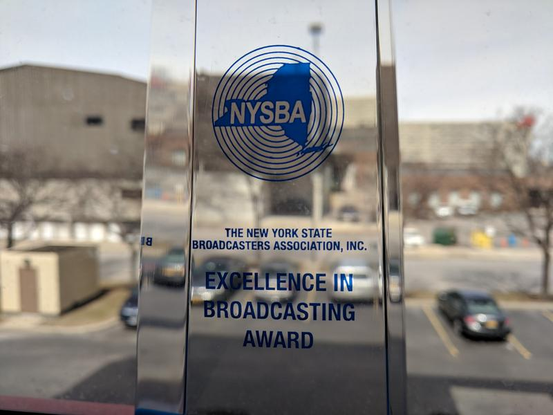 NYSBA Excellence in Broadcasting Award