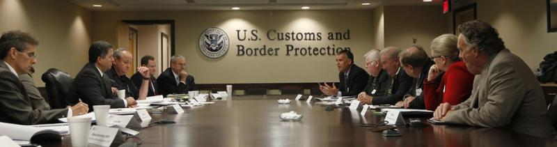 "Can/Am BTA representatives participate in recent U.S. CBP ""Trade Day"" gathering."