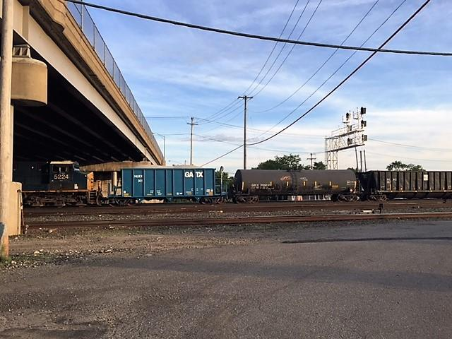 surveillance leads to arrest csx thieves wbfo