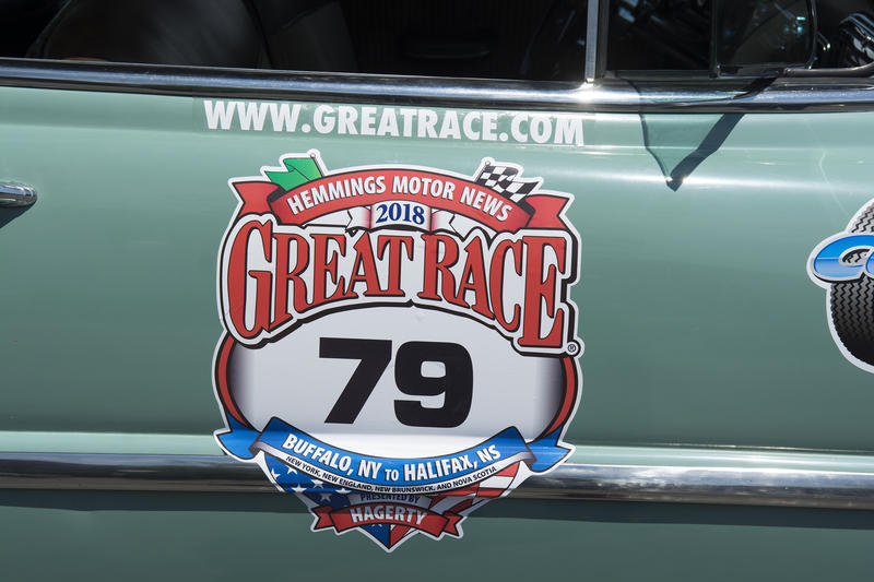Great Race emblem