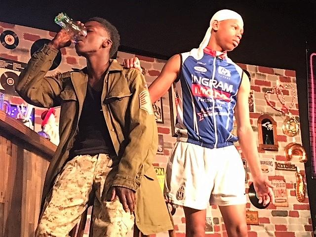 Buffalo teens bring a modern-day theme to Shakespearean classic.
