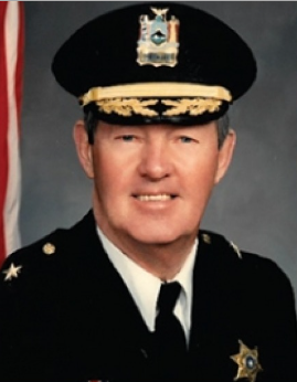 Sheriff Tom Higgins, circa 1997