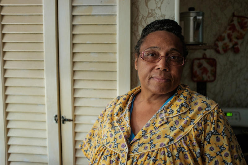 Gloria Adkins filed a discrimination complaint with the city in 2016. It still hasn't been resolved.