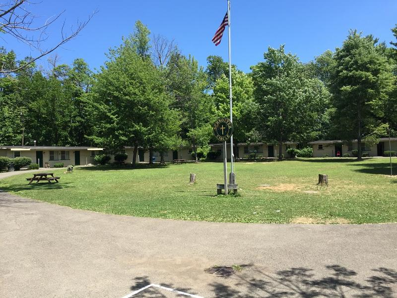 Scenes from Operation Purple Camp, held in Angola at Pioneer Camp and Retreat Center.