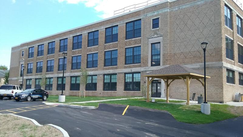 PUSH Buffalo has created affordable housing in the former School 77.