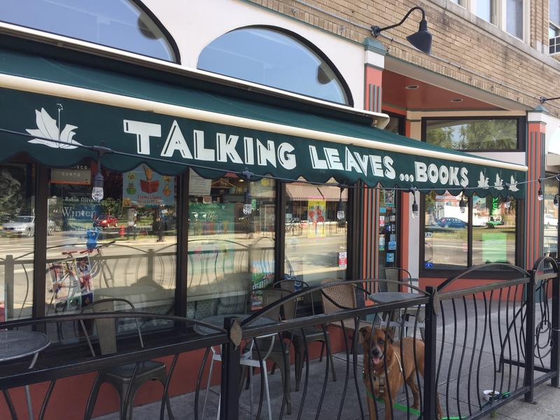 Talking Leaves book shop