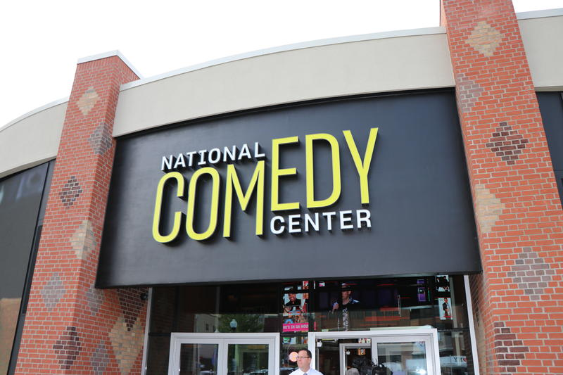 The National Comedy Center