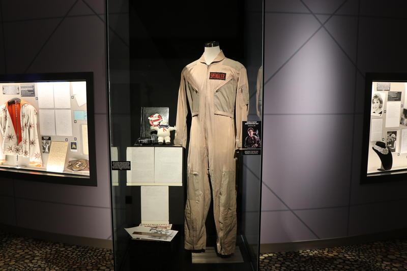 Harold Ramis' Ghostbusters suit