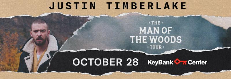 """Events like Justin Timberlake's """"Man of the Woods Tour"""" will be more costly with Buffalo's ticket tax."""