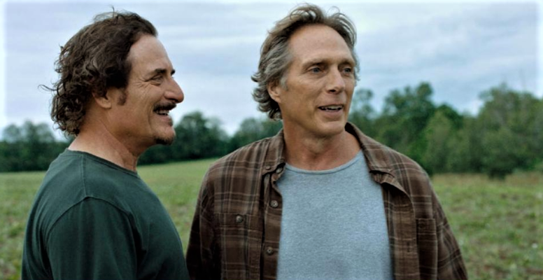 """Cold Brook"" stars Kim Coates (left) and William Fichtner, who also co-wrote and directed the film."