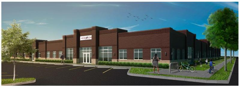 A renderingof the daycare center now proposed for 600 Northampton Street in Buffalo.
