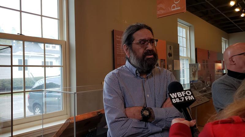 Doug Platt, disABILITY Museum curator.
