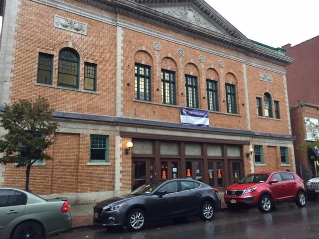 Buffalo's Allendale Theatre is among the cultural organizations included in Mayor Byron Brown's capital budget proposal for FY 2019.