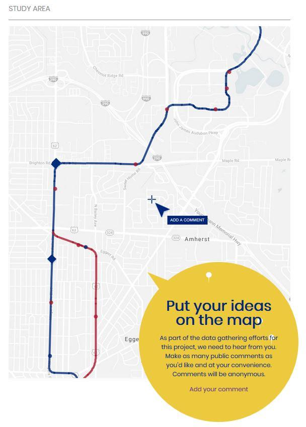 Comments on the latest proposal can be left on the NFTA's website.