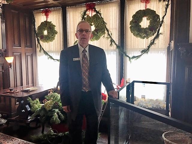 Stanton Hudson, Executive Director, TR Site