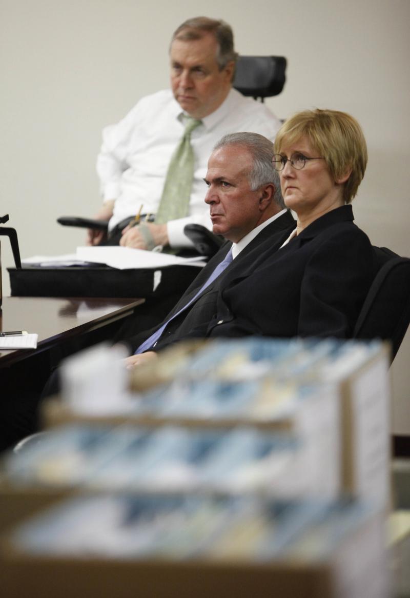 Dr. James Corasanti on trial