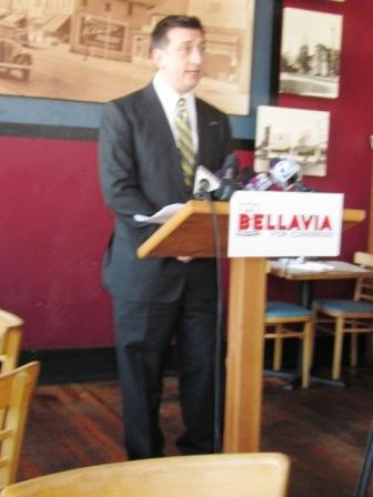 Republican David Bellavia announces run for 27th District