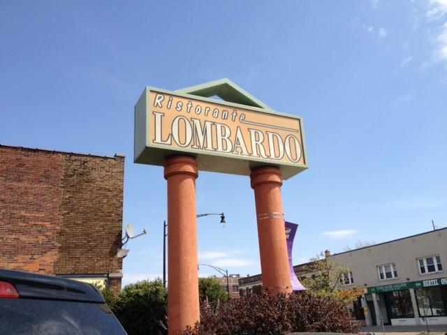 Ristorante Lombardo, Hertel Avenue, Buffalo, NY