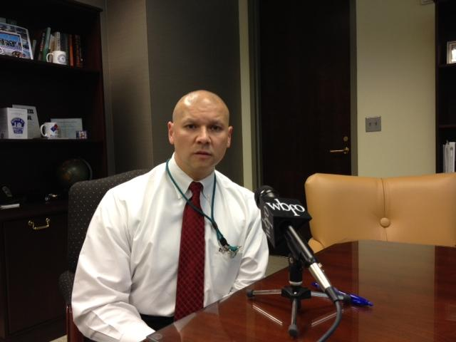 Christopher Piehota, Special Agent in Charge, Buffalo FBI