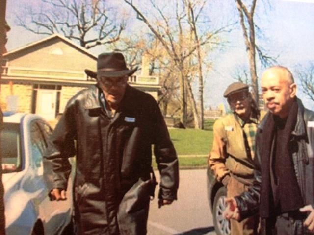 Boyd Lee Dunlop, Tombstone & Virgil Day