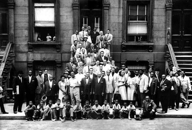 """A Great Day Harlem"""