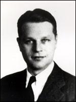 Harold Haberfeld, Buffalo FBI special agent, died in 1943