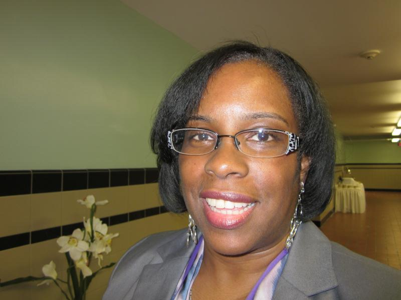 Denise Clark is principal at Riverside High School
