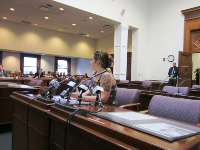 Public hearing on animal abuse registry