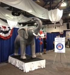 Three U.S. Senate candidates emerged from a GOP convention in Rochester Friday