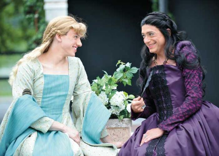 twelfth night and crossdressing You like it, and twelfth night – cross-dressing is central to both the complication  and the resolution of the plot the heroines also disguise themselves as men in.