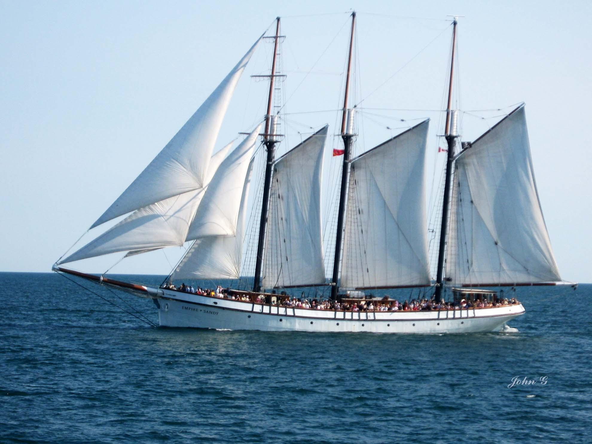 Canada S Largest Sailing Tall Ship To Visit Buffalo Wbfo