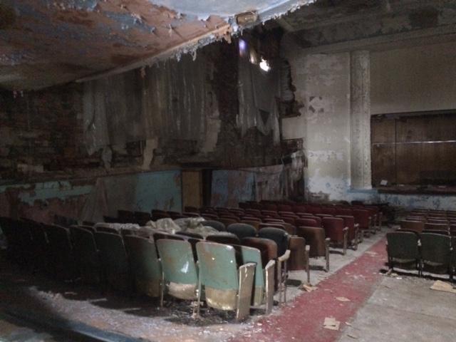Plans to restore former Sattler Broadway Theatre | WBFO