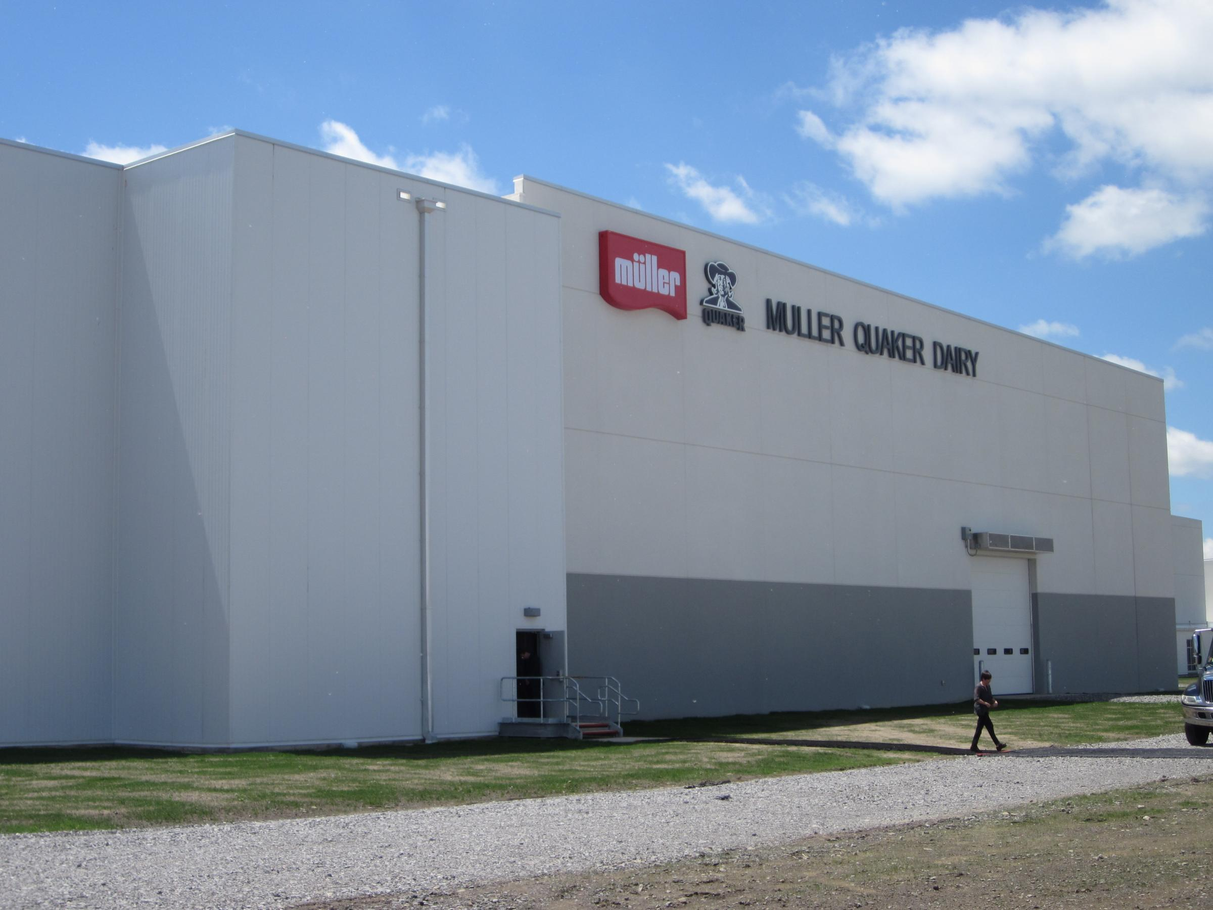 PepsiCo, Muller agree to close upstate NY yogurt plant