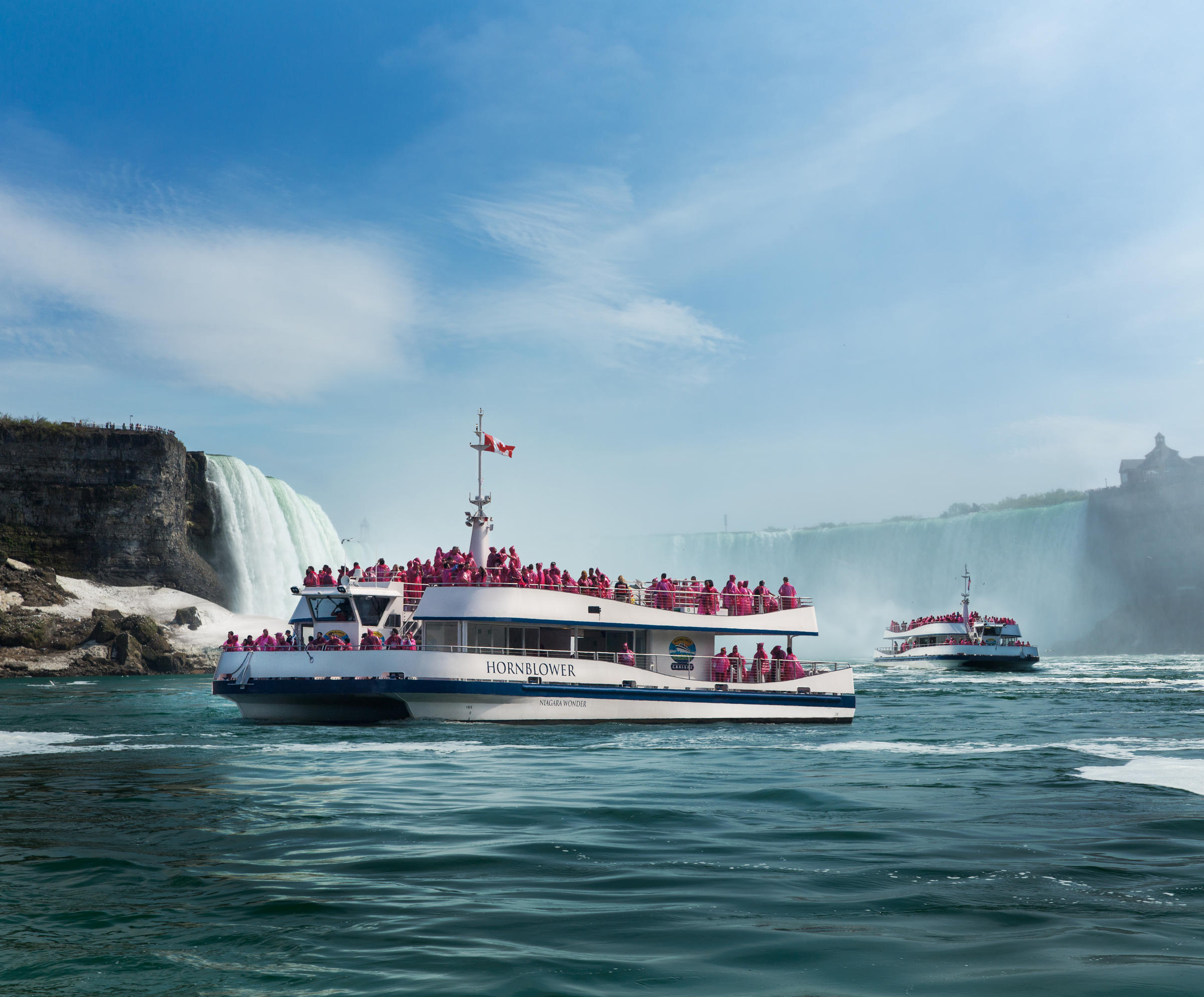 Niagara Falls Boat Excursions To Start Early