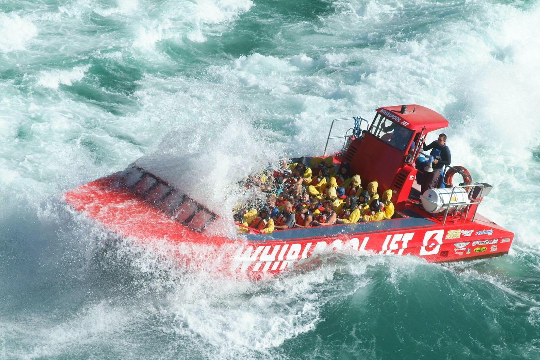 whirlpool jet boat tours kick off 25th season