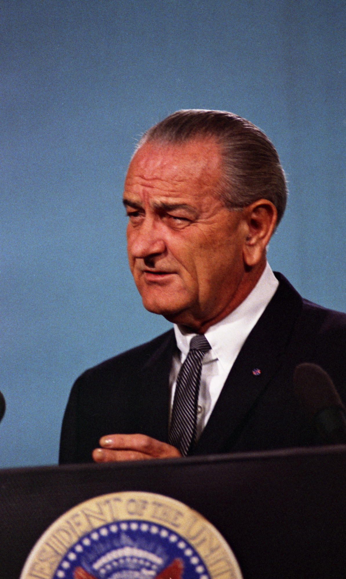 LBJ visit to Lake Erie led to cleaner waters | WBFO