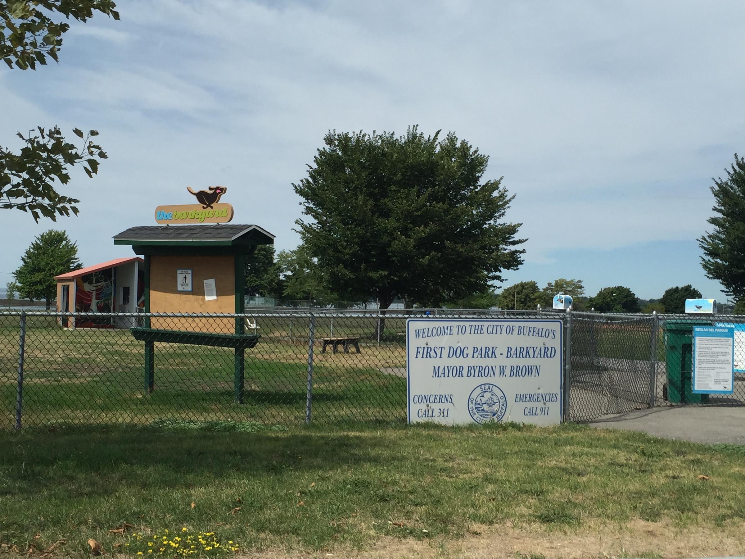 Lasalle Dog Park