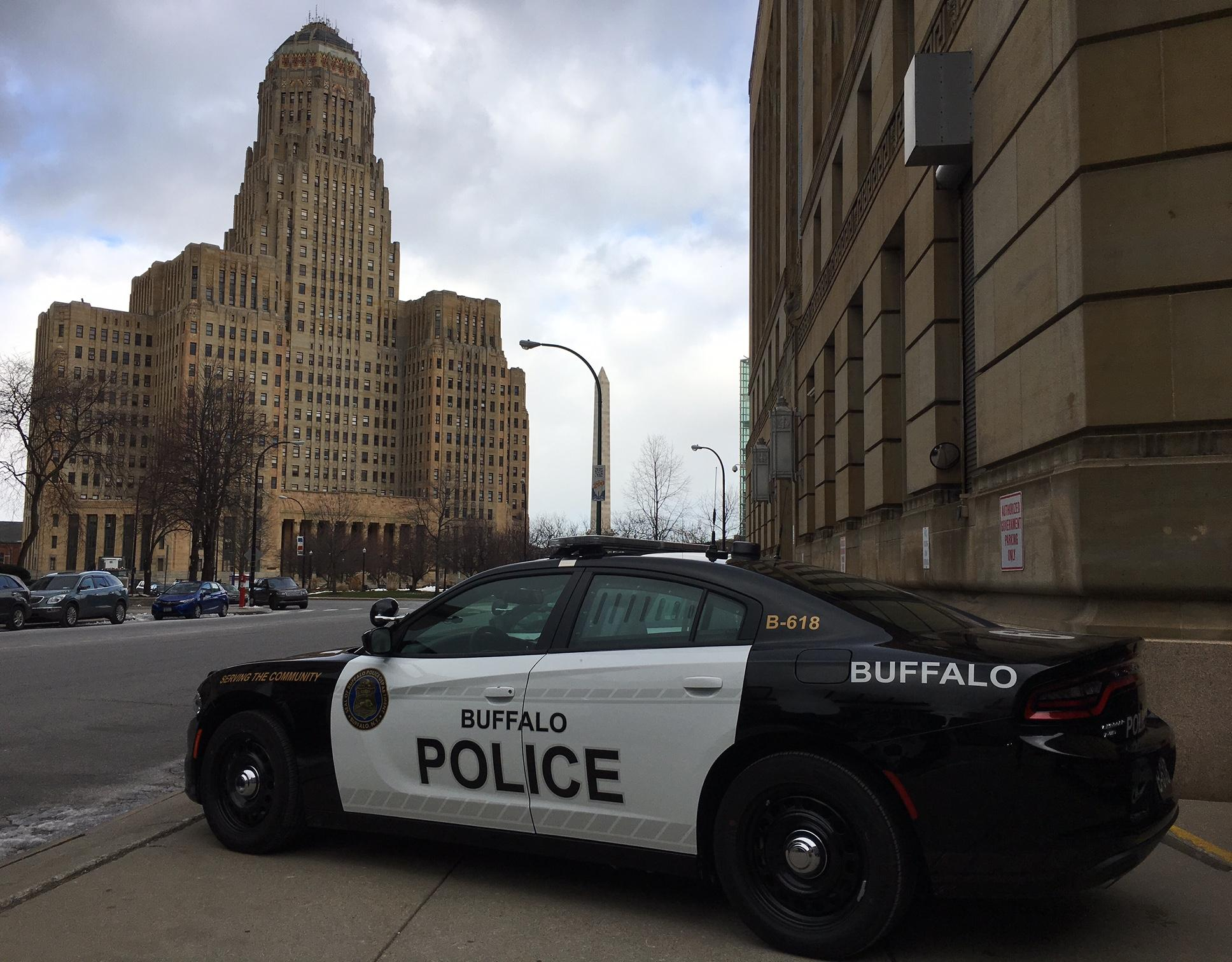 New police cars equipped to handle snow | WBFO