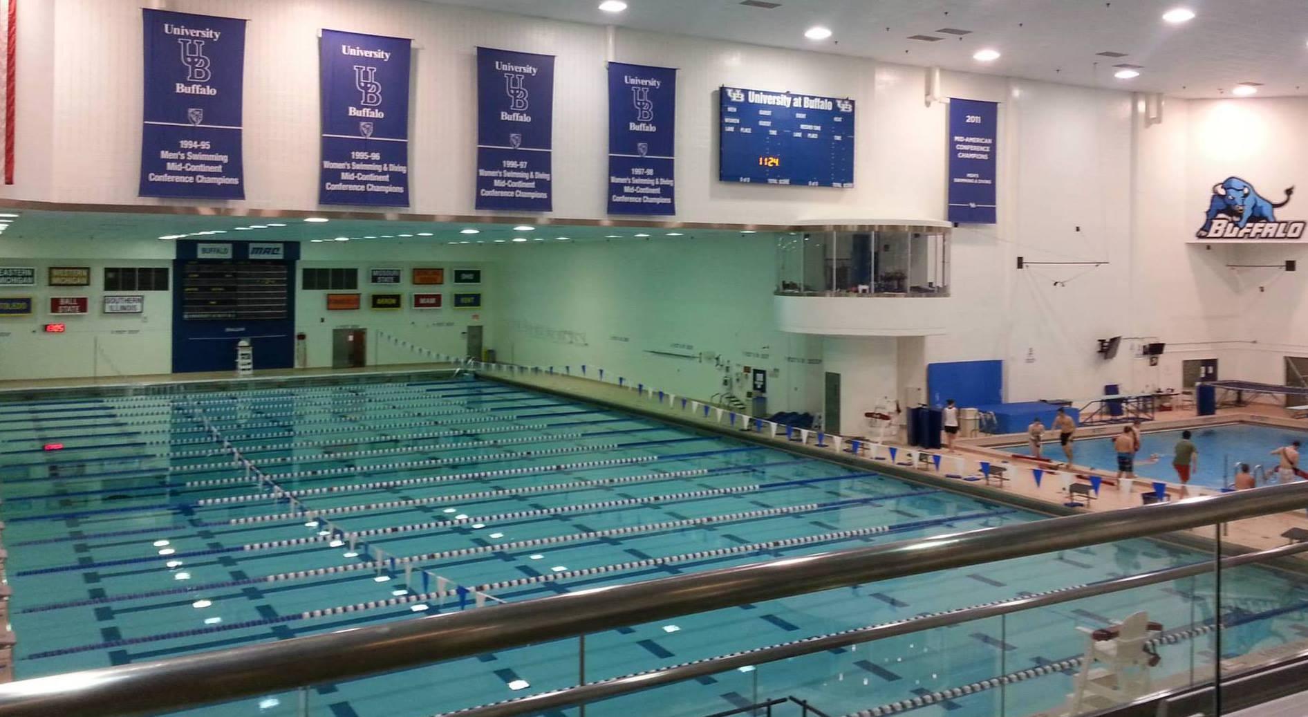 Ub Alumnus Plans To Sue University For Dropping Swim Program Wbfo
