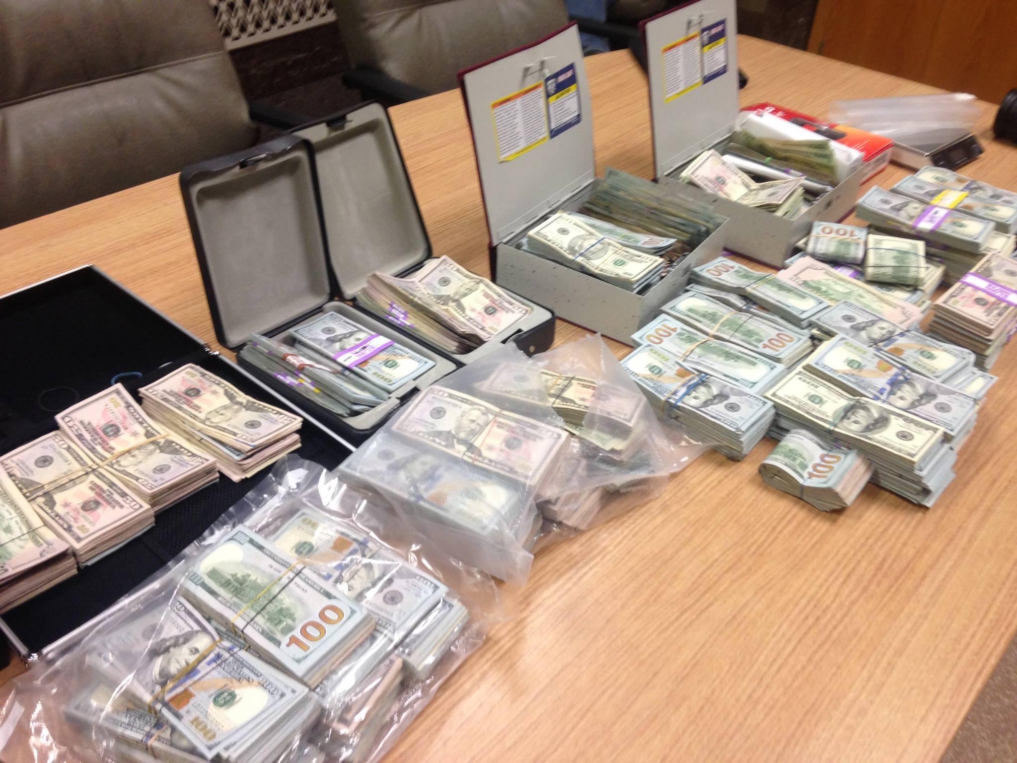 One man charged in $700K, 40-pound marijuana seizure | WBFO