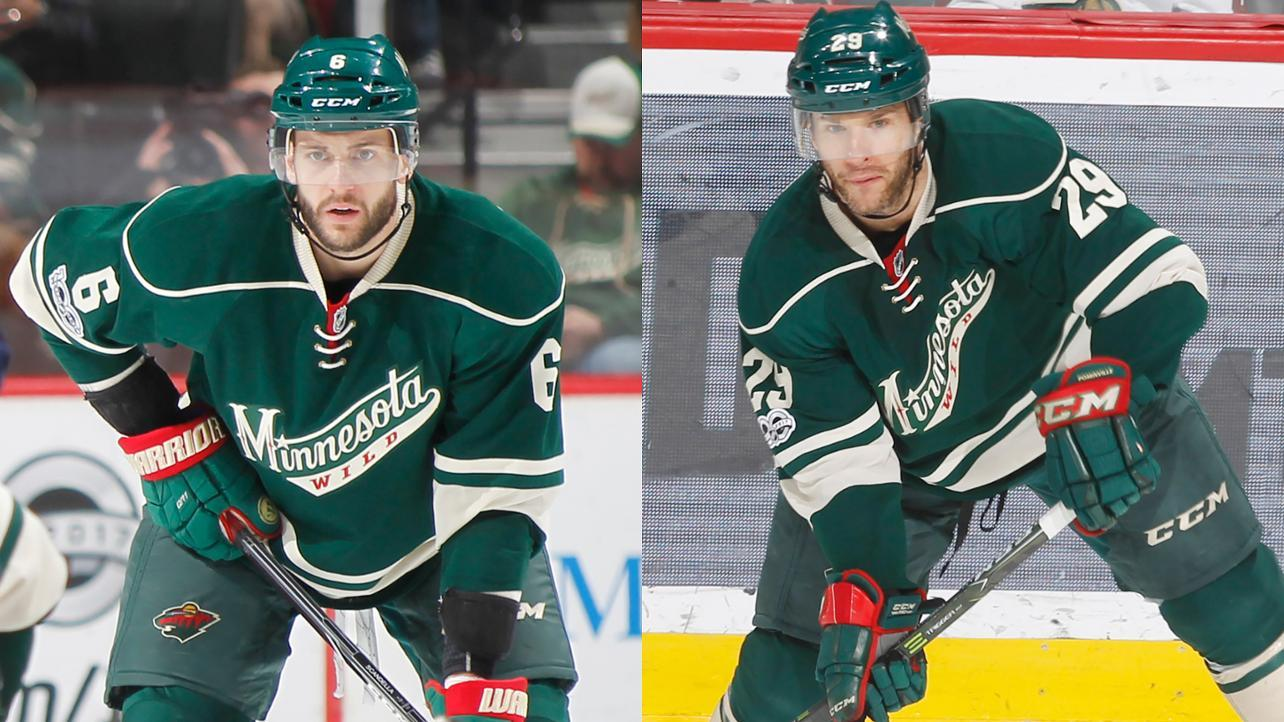 Wild trades Jason Pominville and Marco Scandella to Buffalo