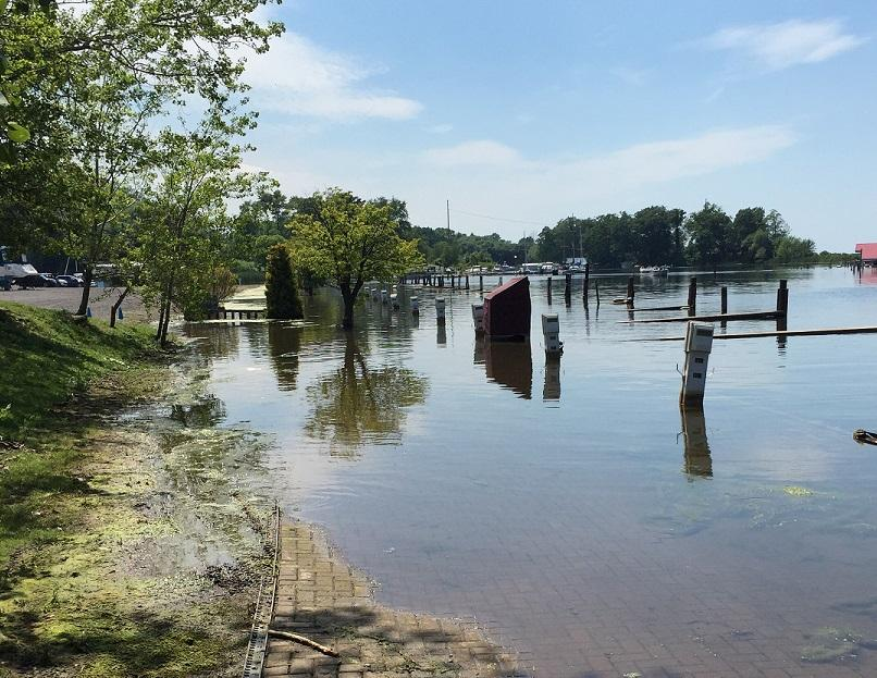 NY Gov. Cuomo to seek federal help for Lake Ontario flooding