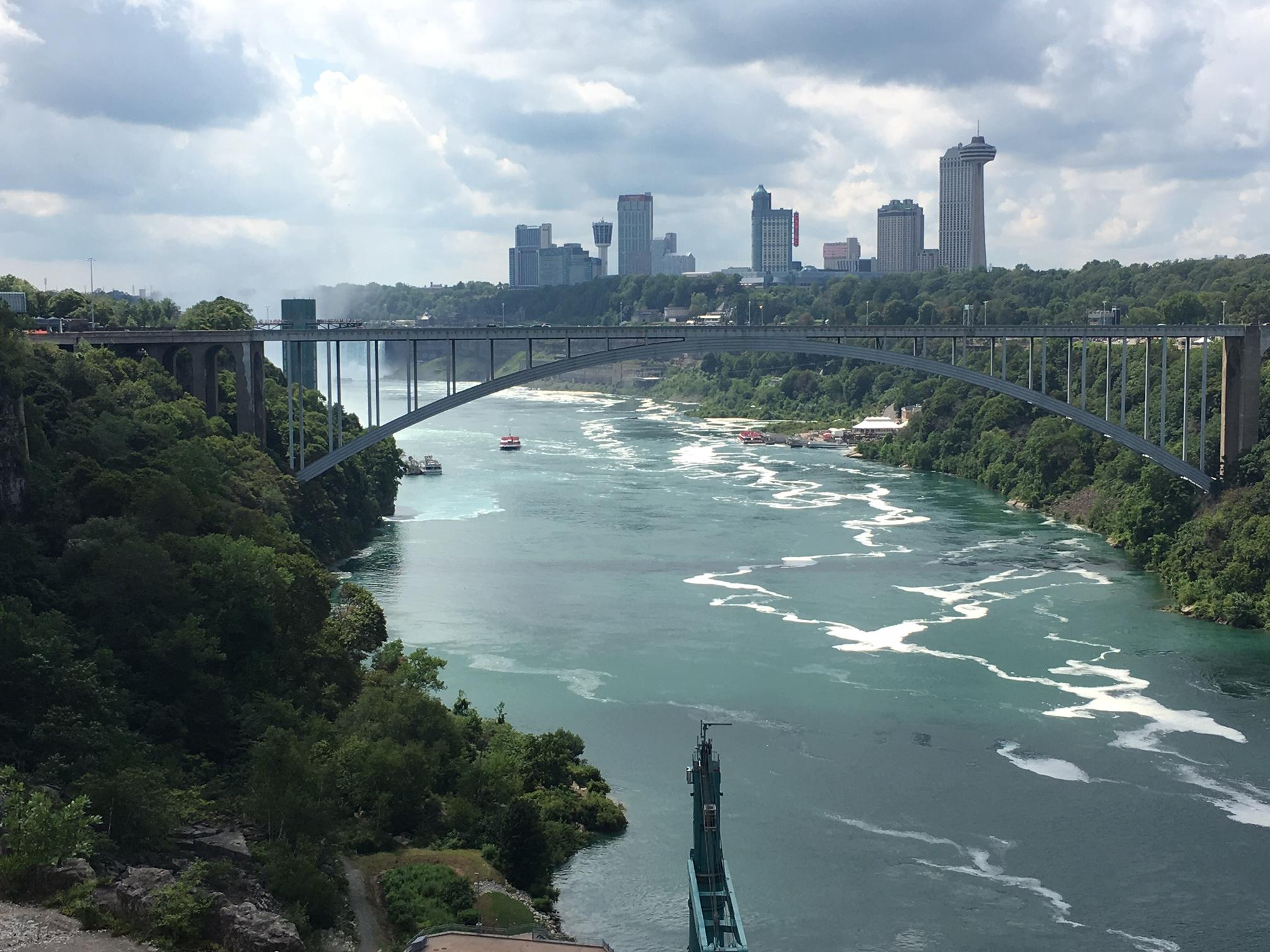 Another Niagara Falls Wastewater Discharge Sparks Investigation