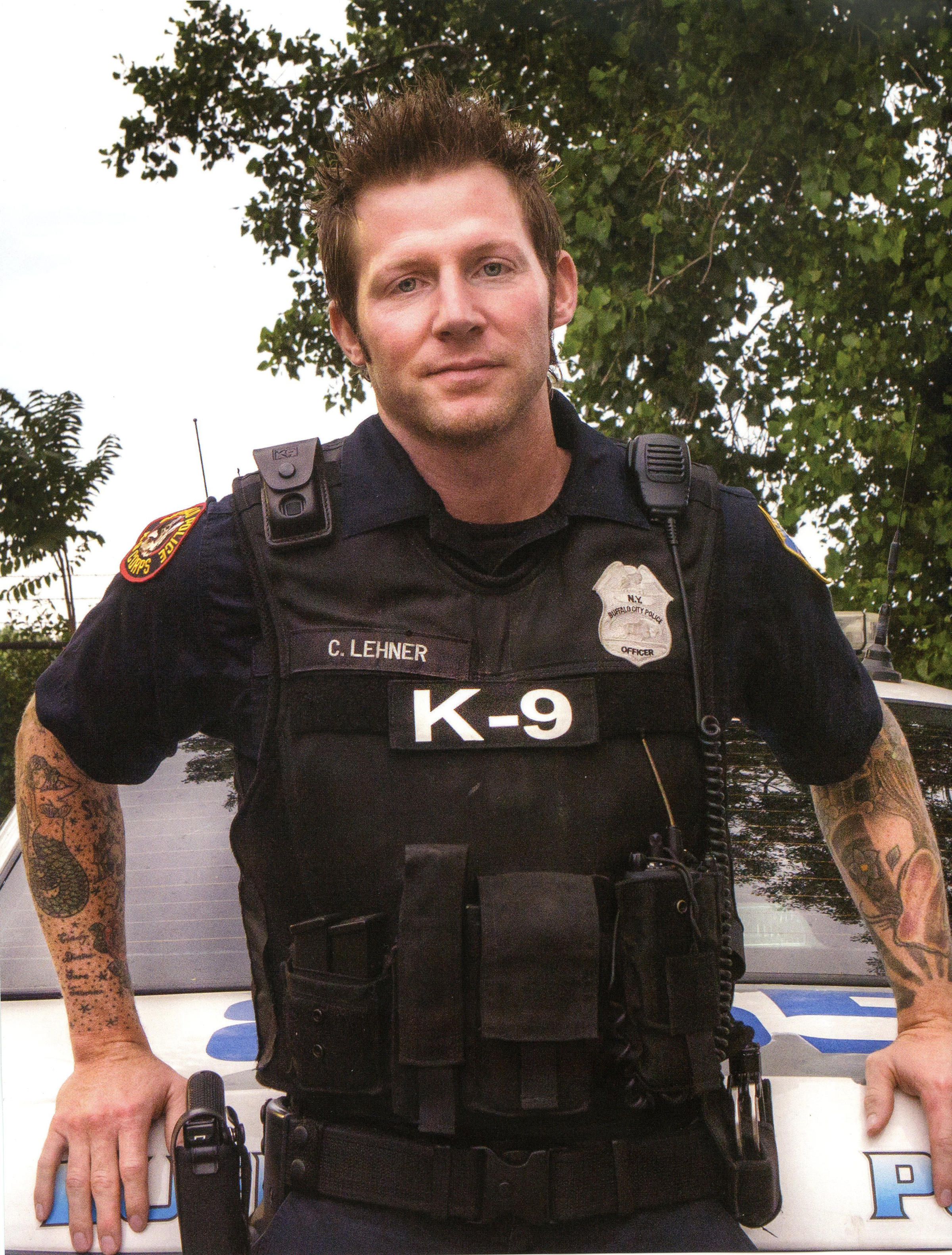 Fallen Buffalo Police officer Craig Lehner remembered as ...
