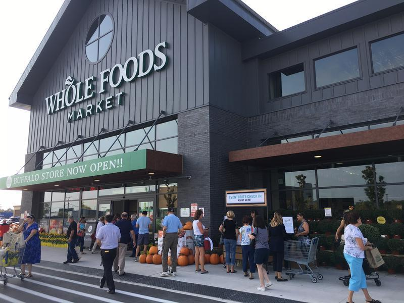 fae4d46d7dc Whole Foods Market opened in September at the Northtown Plaza.