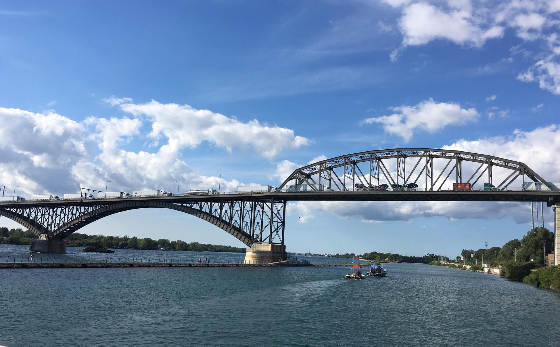 the details of the peace agreement in bridge and buffalo Home » travelers » toll and distance frequently asked (peace bridge)  commuter discount plans for the new york and buffalo regions fixed toll.