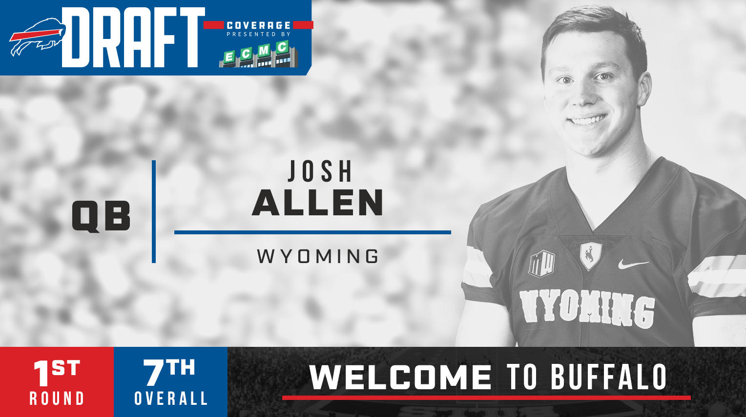 Josh Allen confident tweets won't impact NFL Draft stock