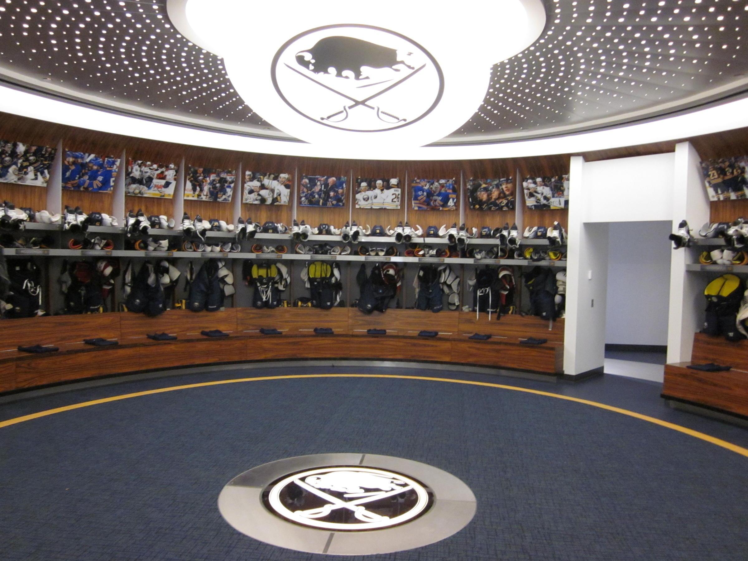 Bills Locker Room